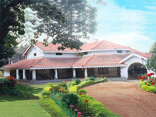 Welcom Heritage The Golf View Hotel Pachmarhi